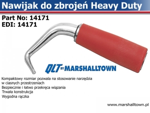 Nawijak 14171 Heavy Duty - do zbrojeń